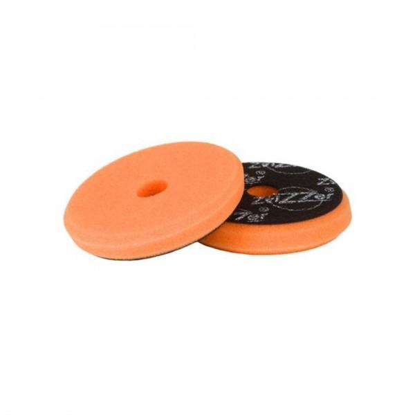 """Zvizzer 95/15/80 mm Polierpad """"Trapez"""" orange medium"""