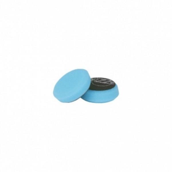 """ZviZZer 55/15/35 mm Polierpad """"Trapez"""" blau extrem hard"""
