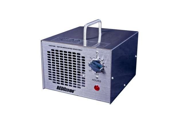Ozongenerator 3500mg/h mit 12h-Zeitschaltuhr