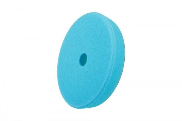 """ZviZZer 145/25/125 mm Polierpad """"Trapez"""" blau extrem hard"""
