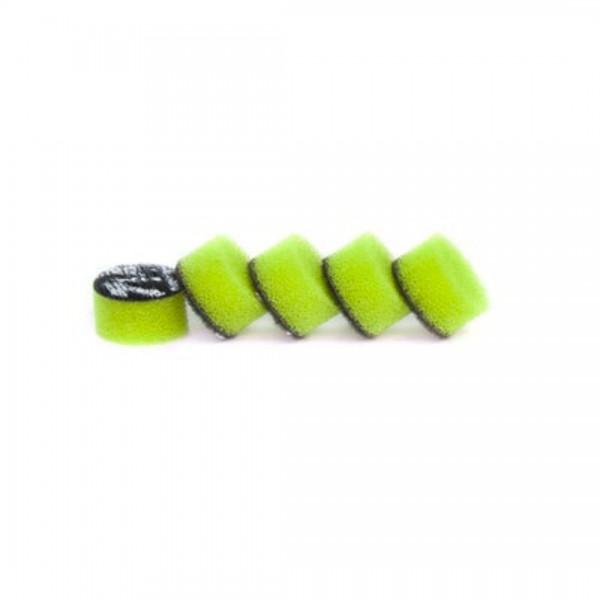 ZviZZer Mini Pad, green Ø 15x9 mm