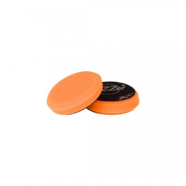 """ZviZZer 70/15/55 mm Polierpad """"Trapez"""" orange medium"""