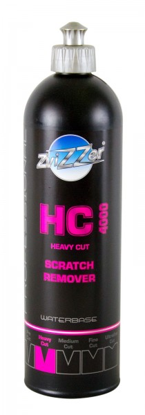 ZviZZer HC 4000 Heavy Cut Scratch Remover 750 ml