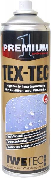 Imprägnierspray TEX-TEC das atmungsaktive Imprägnierspray