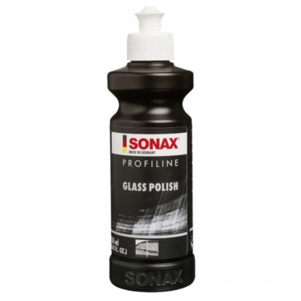 SONAX PROFILINE GLASS POLISH, GLASPOLITUR, 250ML
