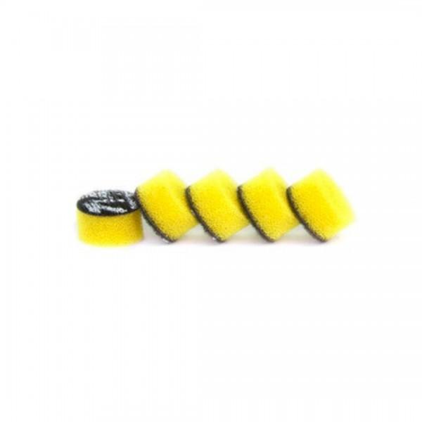 ZviZZer Mini Pad, yellow Ø 15x9 mm