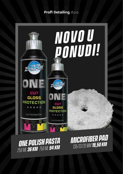 ZviZZer One Polish 750ml