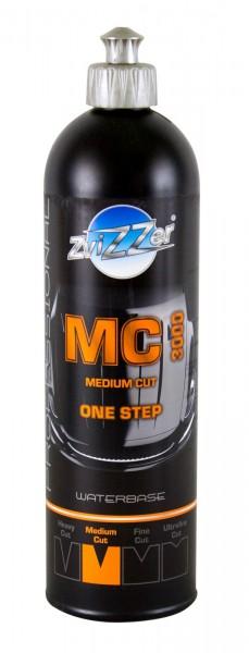 ZviZZer MC 3000 Medium Cut One Step