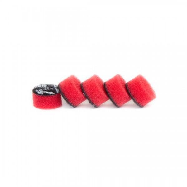 ZviZZer Mini Pad, red Ø 15x9 mm